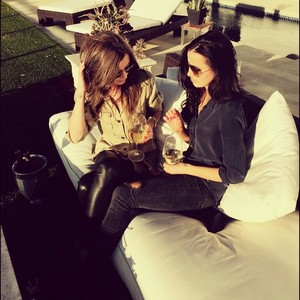 Eleanor and Sophia