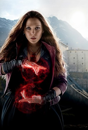 Elizabeth Olsen - Scarlet Witch