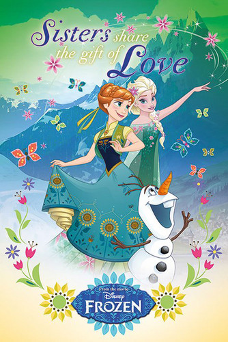Frozen Fever Hintergrund containing Anime titled Elsa and Anna