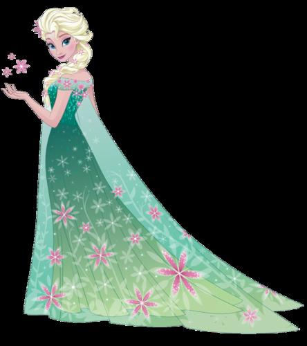 Frozen Fever Hintergrund entitled Elsa