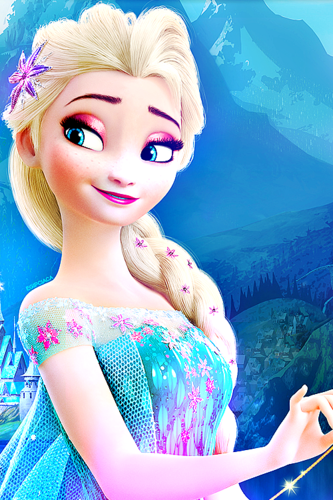 Frozen Fever Hintergrund called Elsa