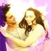 Emilia Clarke and Kit Harington
