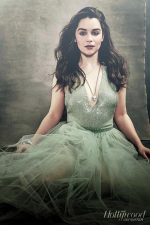Emilia Clarke edits by me.