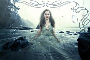 Emilia Clarke fan art oleh me.