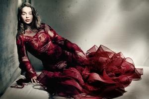 Emilia for Vogue Magazine