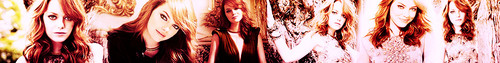 Emma Stone photo called Emma Stone - Banner