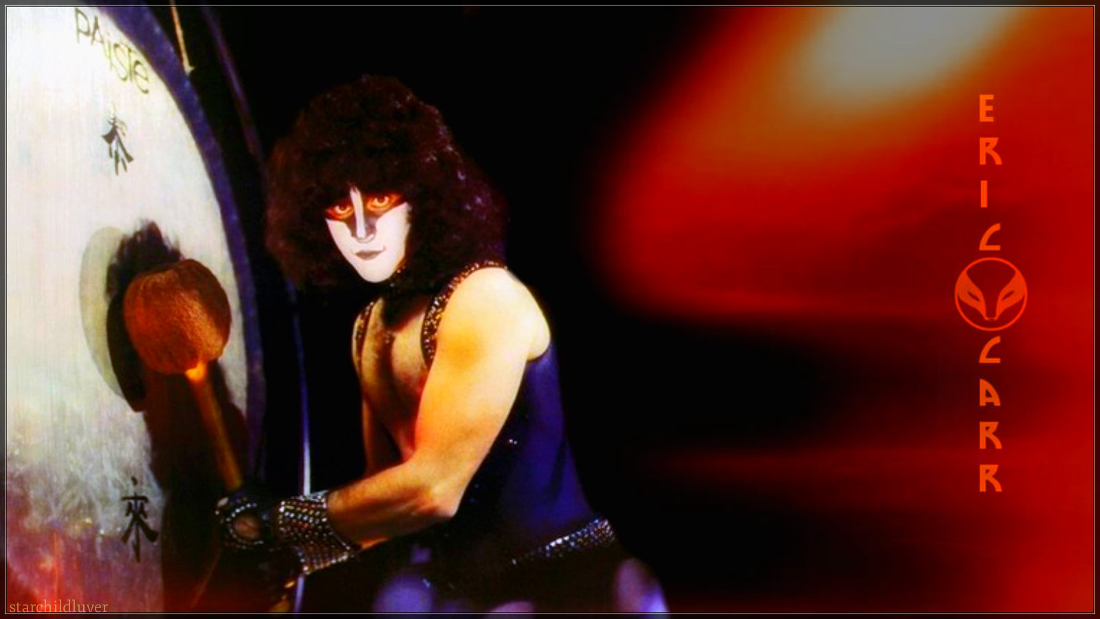 how tall is eric carr