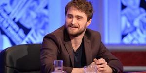 Exclusive Daniel Radcliffe on have i got news for u toon (Fb.com/DanielJacobRadcliffeFanClub)