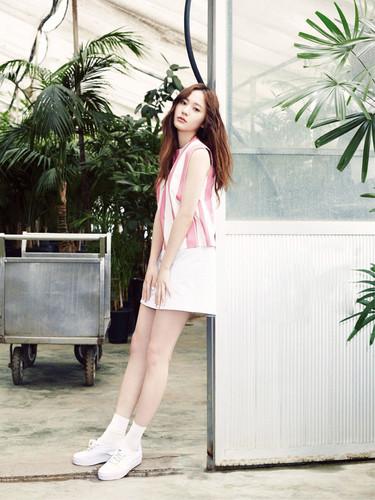 Krystal Jung 바탕화면 entitled 에프엑스 Krystal for Vogue Girl May 2015