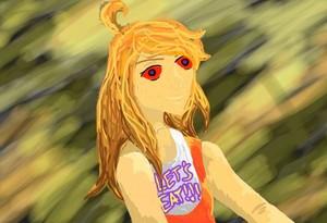 FNAF-Chica Gijinka