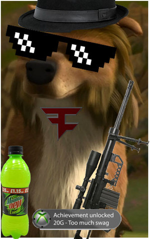 FaZe Tony will REK n00bs on Rust (MW2 Map)