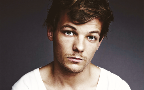 louis tomlinson wallpaper probably containing a portrait titled Fabulous Magazine