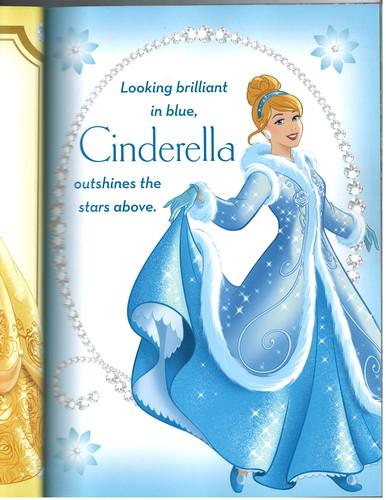 Princesses Disney fond d'écran titled Fairy Tale Momments Poster Book