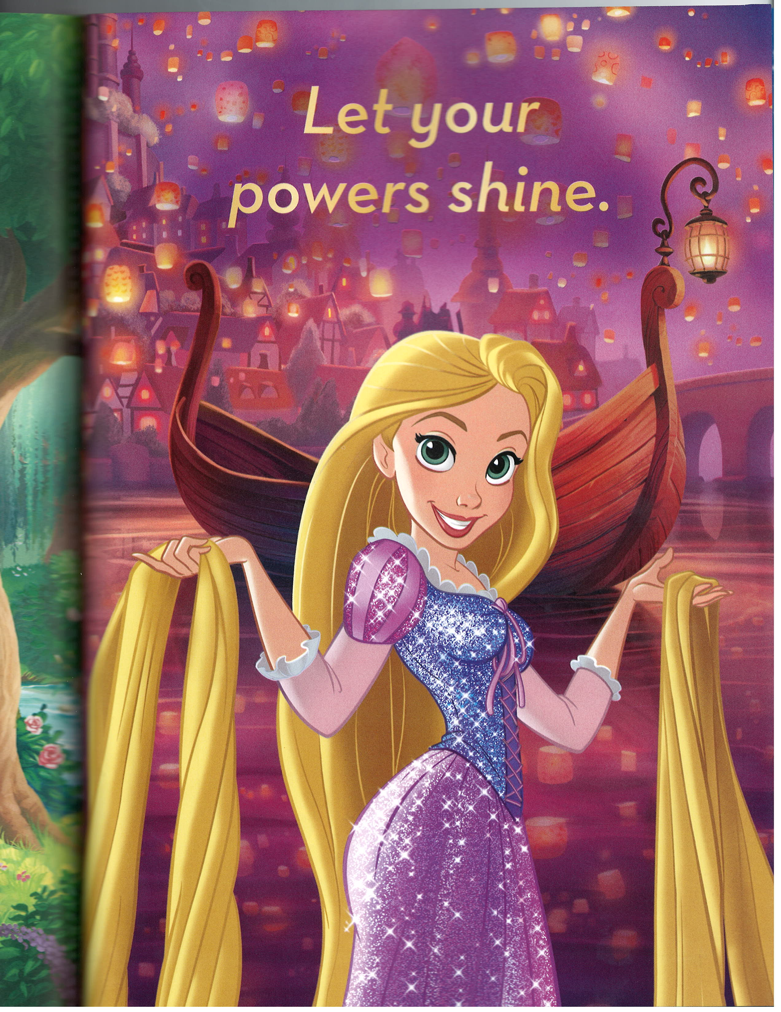fairy tale momments poster book