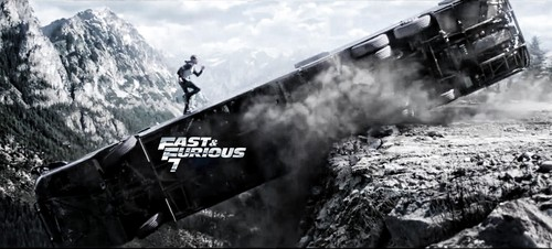 Fast and Furious fond d'écran titled Fast and Furious 7