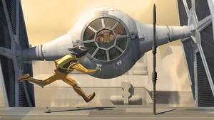 Fighter Flight Concept Art