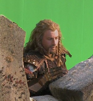 Fili on BotFA set