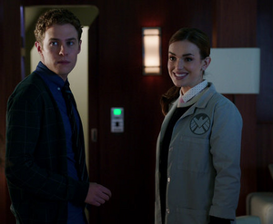 "FitzSimmons in ""The Hub"""