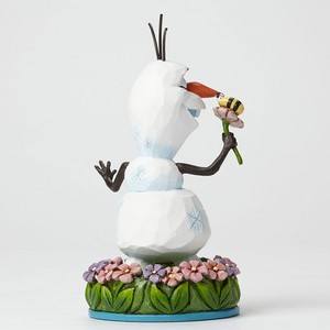 Frozen - Dreaming of Summer Olaf Figurine Von Jim ufer