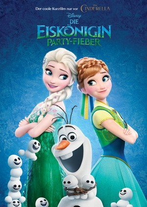 Frozen Fever German Poster