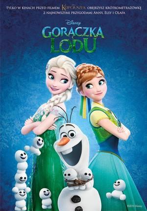 Frozen Fever Polish Poster
