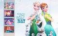 Frozen Fever پیپر وال