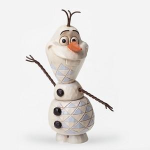 Frozen Olaf Figurine sejak Jim pantai