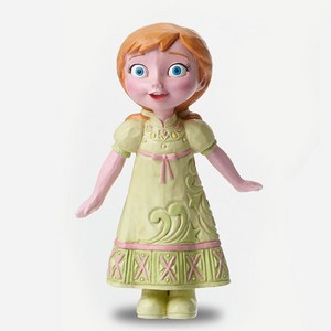 Frozen Young Anna Figurine door Jim kust-, oever