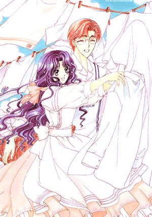 Fujitaka and Nadeshiko