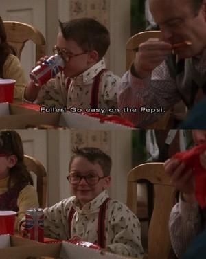 Fuller, Go Easy on the Pepsi