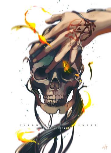 Full Metal Alchemist achtergrond titled Fullmetal Alchemist