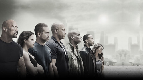 Fast and Furious wallpaper containing a business suit entitled Furious 7 Cast