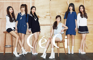 G-friend for CeCi Magazine April 2015