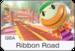 GBA Ribbon Road - mario-kart icon