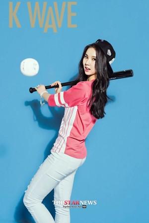 GFriend Eunha K Wave