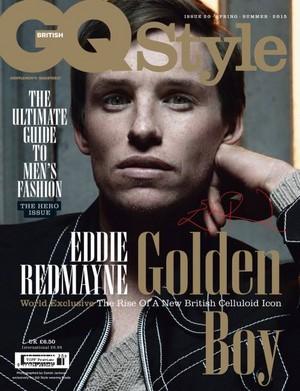 GQ Style UK, 2015.
