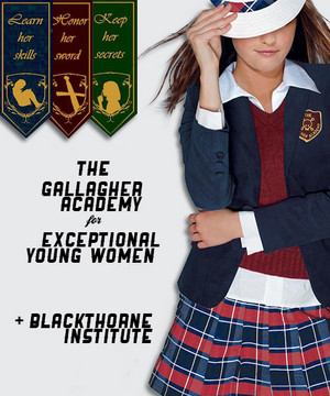 Gallagher Academy Creed