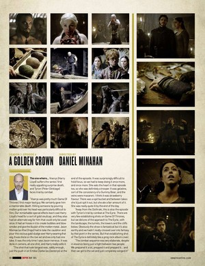 Game Of Thrones - Empire Scan