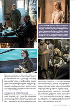 Game of Thrones - Season 5 - TV Guide
