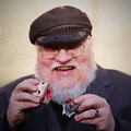 George R.R. Martin - game-of-thrones photo