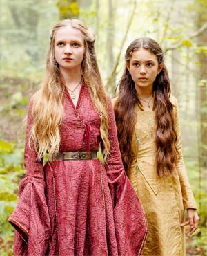 Cersei Lannister & Melara Hetherspoon