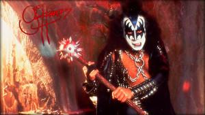Gene Simmons 1978