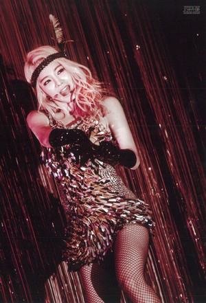 Girls Generation Hyoyeon The Best Live at Tokyo Dome
