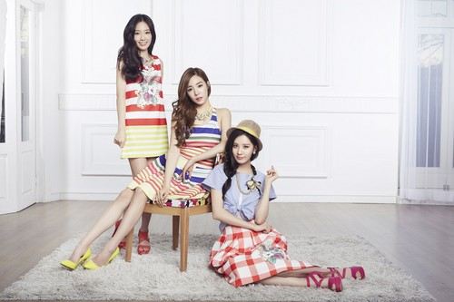 Girls Generation/SNSD wallpaper possibly containing a family room and a living room titled Girls Generation Mixxo