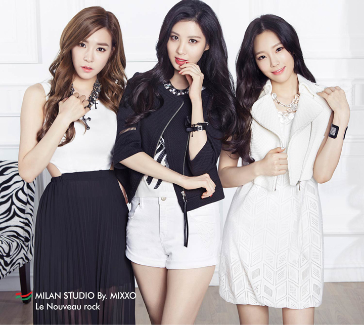 Girls Generation Mixxo