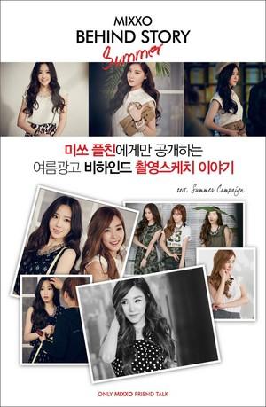 Girls Generation Mixxo