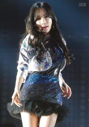 Girls Generation Taeyeon The Best Live at Tokyo Dome