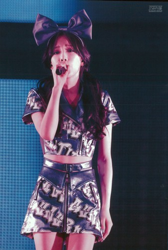 taeyeon (snsd) wallpaper entitled Girls Generation Taeyeon The Best Live at Tokyo Dome