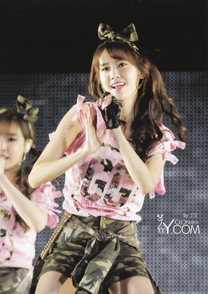 Girls' Generation The Best Live at Tokyo Dome