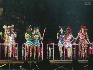 Girls Generation The Best Live at Tokyo Dome